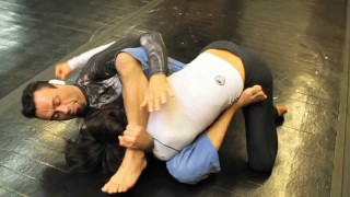 Eddie Bravo Breaks Down Rubber Guard in The Cycle