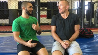 GSP vs Firas Zahabi UFC 202 Fight Prediction