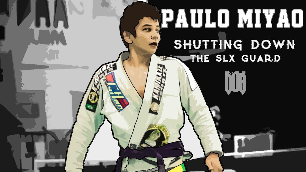 How to Shut down Single Leg X Guard – Paolo Miyao