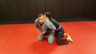 Kimura vs Back Control Strategy-Brandon Quick