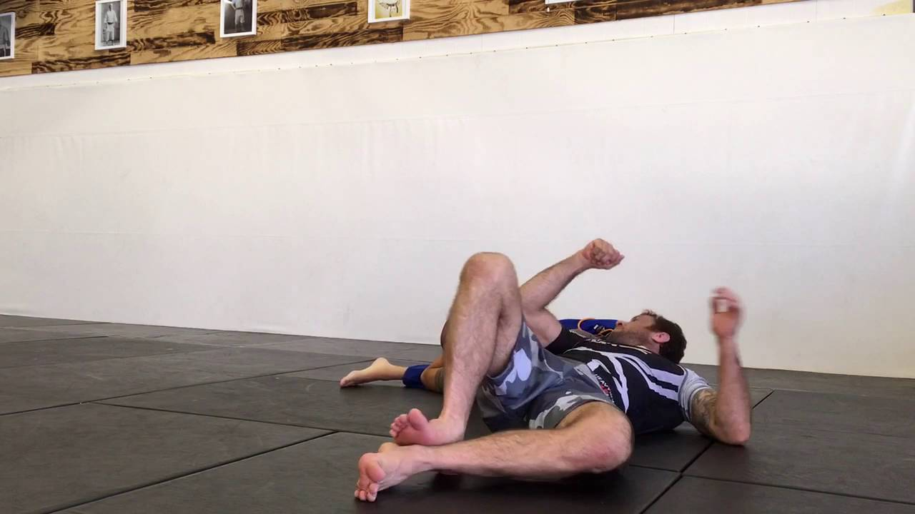 NoGi Options from the Kimura Grip  – Eduardo Telles