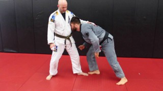 Simple Single Leg Setup Against Frankenstein Opponent- Nick Albin