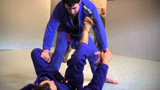 Spider guard sweep – Victor Estima