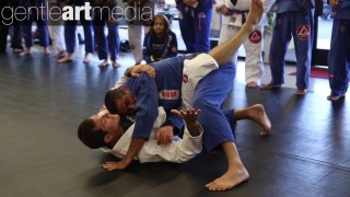 Sweep from closed guard – Roger Gracie