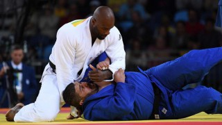 Full Matches Of Olympic Gold Medalist Teddy Riner Rio 2016