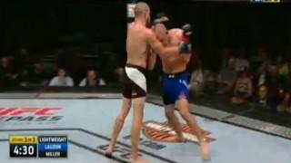 UFC Vancouver – Lauzon vs Miller