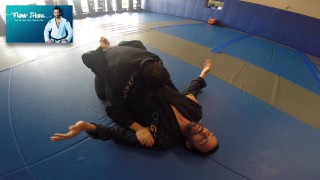 Wrist Lock from Bicep Control – Mike Bidwell
