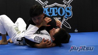Wrist Lock From Side Control – Rolando Samson