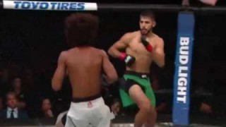 Yair Rodriguez vs. Alex Caceres – UFC FN FULL FIGHT