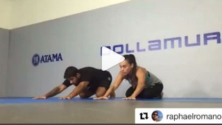 Leticia Ribeiro Does Ginastica Natural