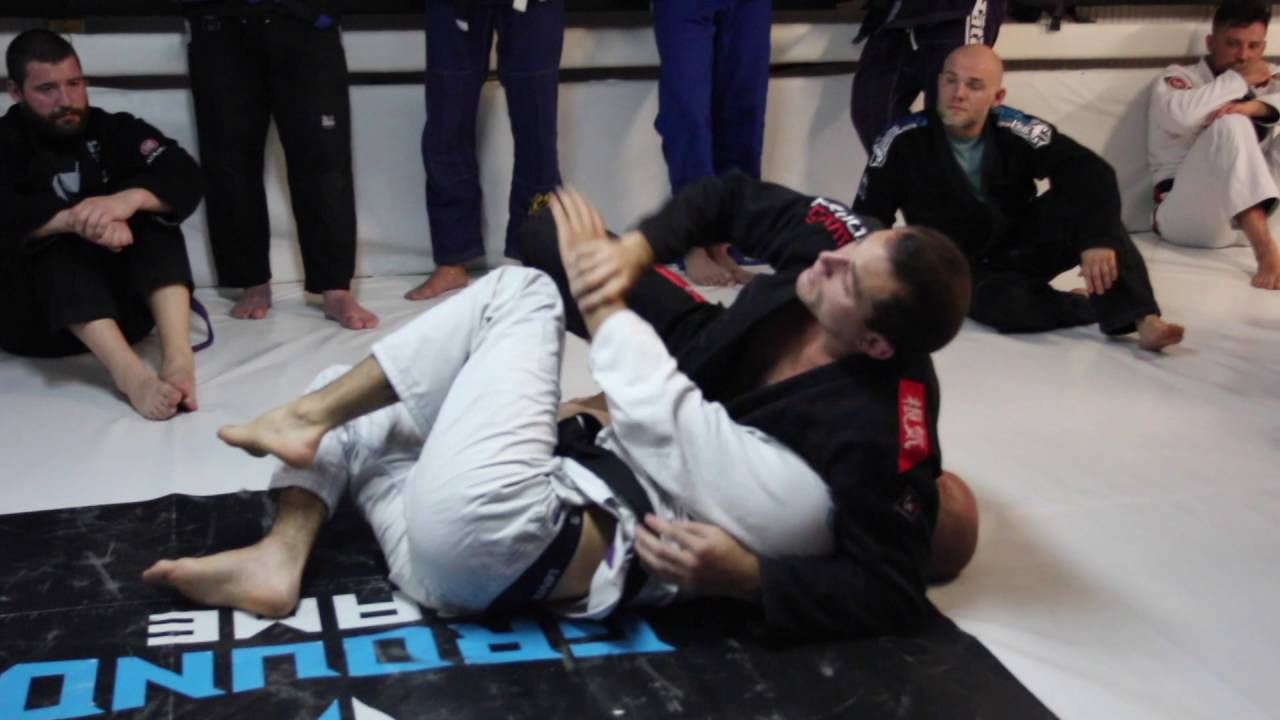 Amazing Side-Control Concepts – Roger Gracie