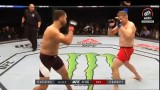 Josh Barnett Reversals and Textbook Double Wristlock