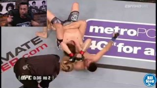 BJJ Scout Spotlights Eddie Bravo Insights About Demian Maia's Style