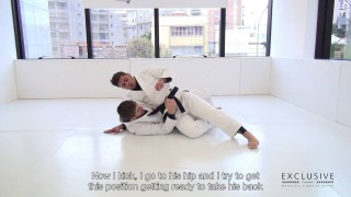 De La Riva Pass – Essence Of Jiu-Jitsu
