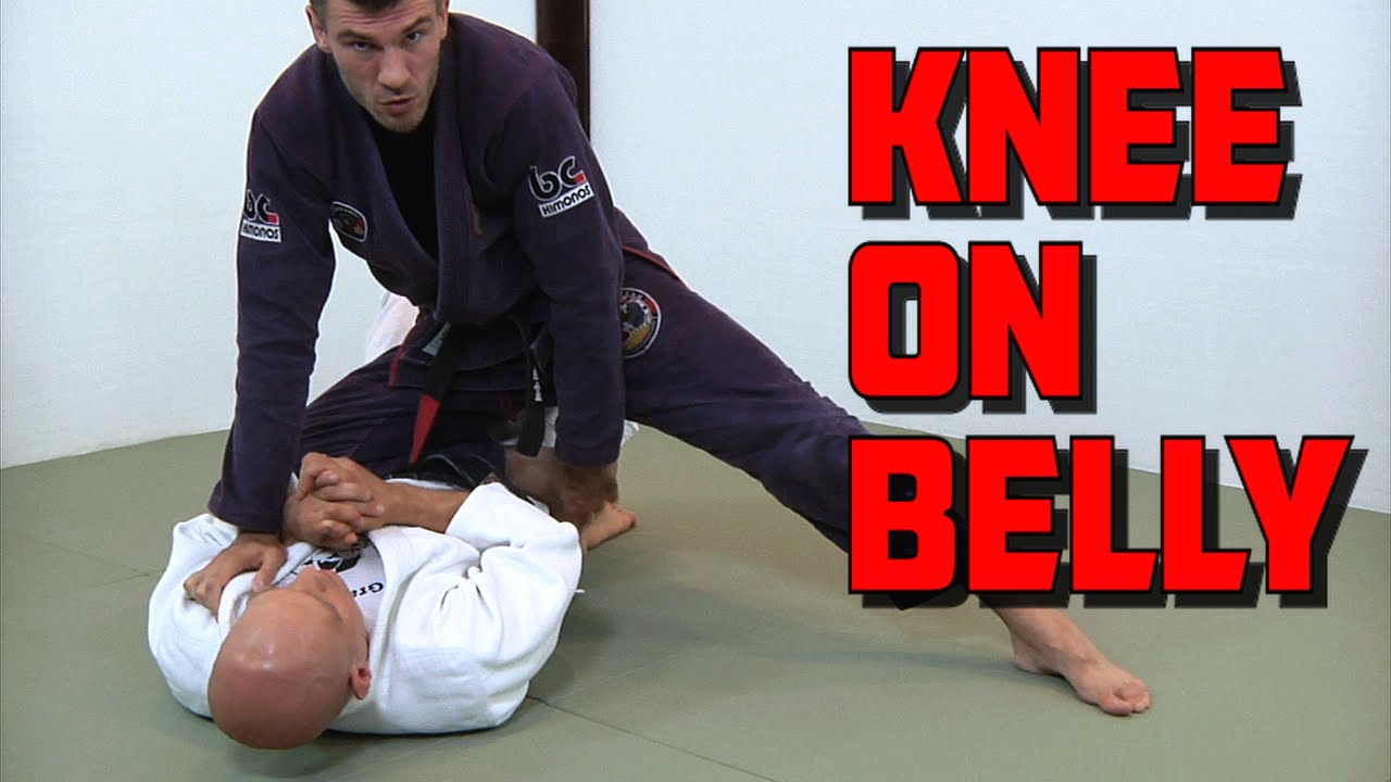 How to Use Knee On Belly to Force Movement – Stephan Kesting