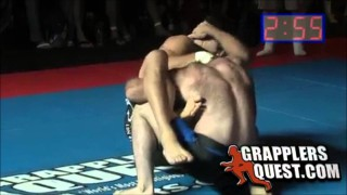 Insane wrestling from Luke Rockhold and Rustam Chsiev
