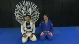 Knee on Belly to Cross Choke – JT Torres
