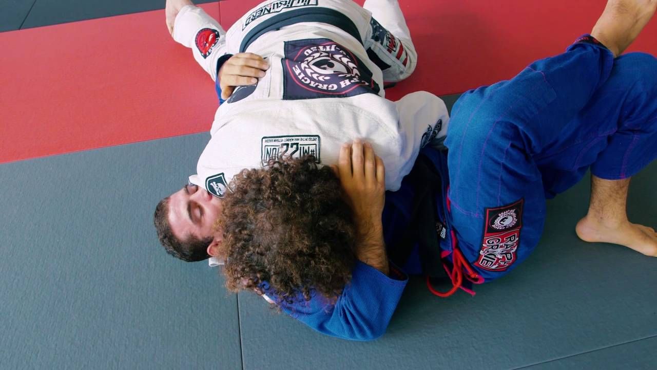 Kurt Osiander's Move of the Week – De La Riva Pass