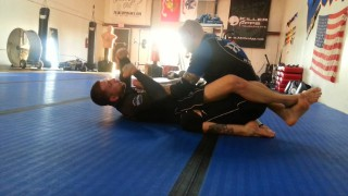 Nogi Guard Arm Drag to Pendulum Sweep – Brandon Quick