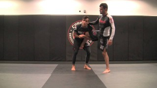 Single Leg From Sit-Up Guard(No-Gi) – Cobrinha