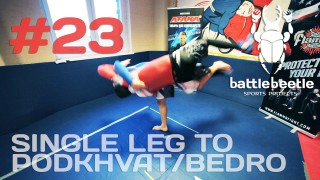 Single Leg to Podkhvat / Bedro – Kirill Sementsov