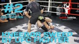 Smooth Kneebar Sweep From Open Guard – Rustam Khabilov