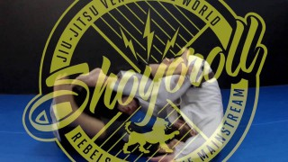 Spider Guard Inversion Sweep – Josh Mancuso