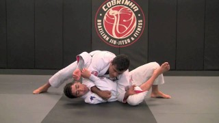 Toreando to Kimura / Arm Bar -Cobrinha