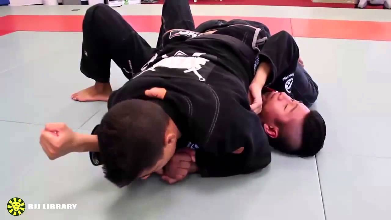 Tricep Crush from Side Control -JT Torres