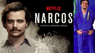 'Narcos' TV Series Star Wagner Moura is a BJJ Purple Belt
