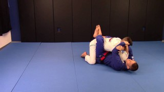 Wristlock from Closed Guard – Claudio Calasans