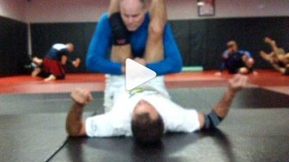 Jeff Glover Shares Sneaky Knee Slice transition Into Back Take