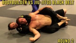 Bodybuilder vs Jiu-Jitsu Black Belt | Round 2