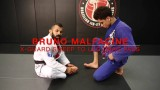 Bruno Malfacine: X-Guard Sweep to a Leg Drag Pass