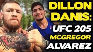 Dillon Danis Talks McGregor vs Alvarez