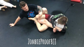 Heel Hook Escape to Toe Hold/Heel Hook – Kent Peters