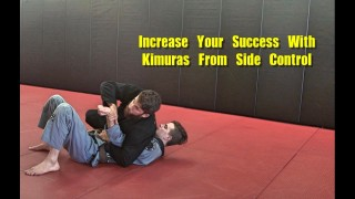 Increase Your Success with Kimura from Side Control – Nick Albin