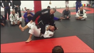 Knee on Belly to Mount Tip: Keith Owen