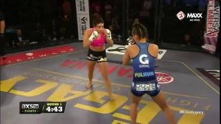 Legacy 61: Mackenzie Dern vs Montana Stewart