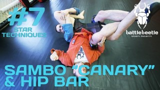 Sambo Canary & Hip Bar by  Sergei Bal