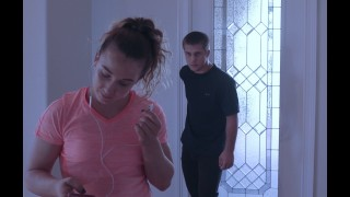 Self Defence Ad: Woman Uses Jiu-Jitsu Against Attacker