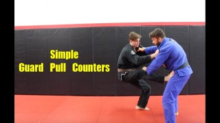 Simple Guard Pull Counters And Adjustments – Nick Albin
