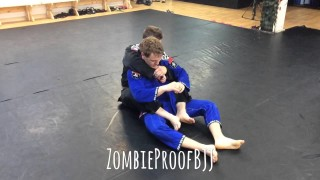 Stop The Back Escape With THIS Armbar – Kent Peters
