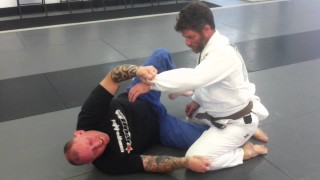 X-Wing Sweep from Half-Guard