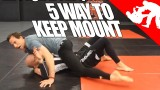 5 ways to retain mount- Billy Hofacker