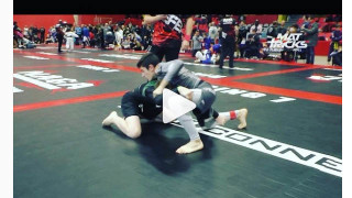 Awesome Kimura Trap Sweep to Inverted Triangle