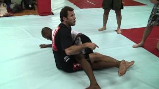 Half Guard Kimura Sweep – Eduardo Telles