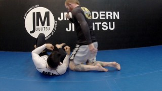 Heel Hook From Deep Half – Josh Mancuso