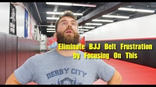 How to Get To Next Belt Level  – Nick Albin