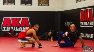 "Inverted Traingle From A Knee Shield Guard  – Marcio ""Gracinha"" Cesar"